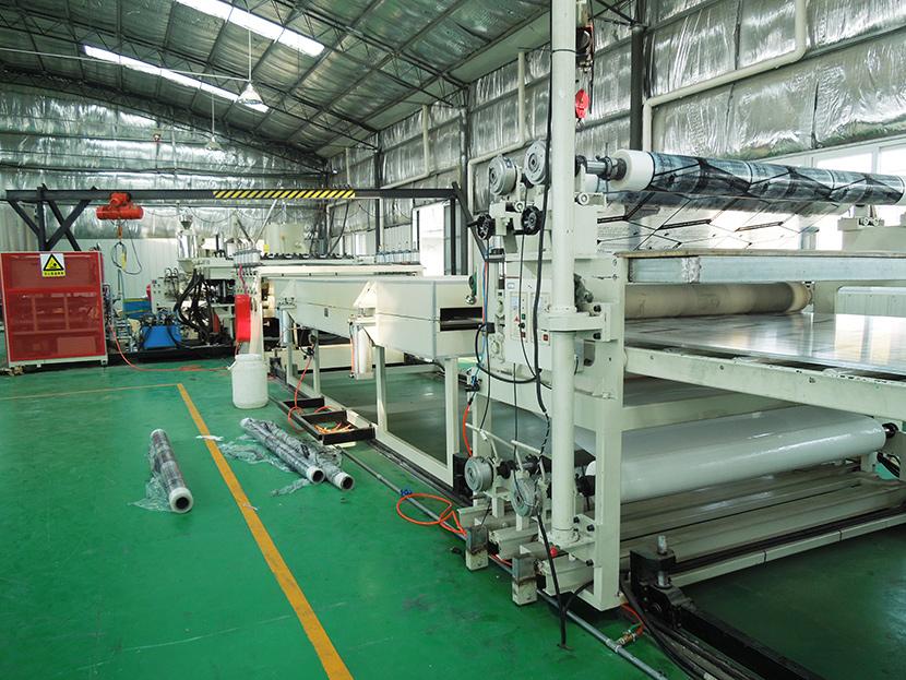 车间设备生产机械