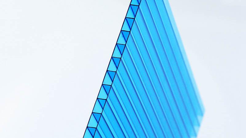 阳光板作为保温棚在污水处理厂的应用