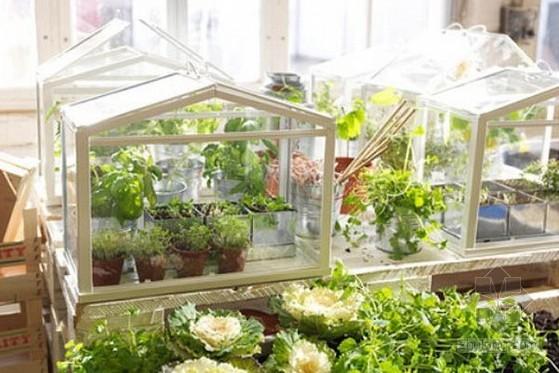 阳光板花房建筑设计理念