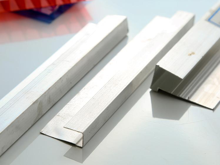 阳光板配件铝压条