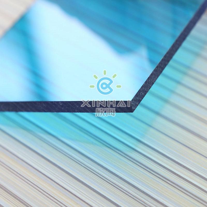 阳光板选用耐力板优势