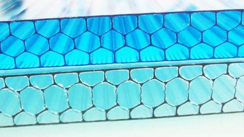 PC阳光板的材质结构有什么样优势特性?