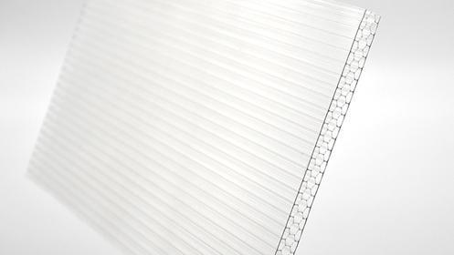 欣海阳光板公司引进最新型蜂窝板模具设备