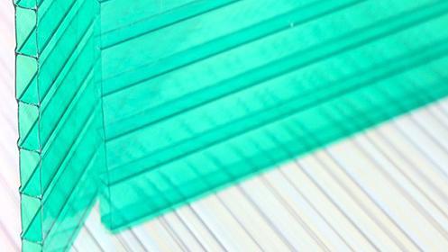 欣海阳光板浅析PC阳光板在不同应用下需要注意什么