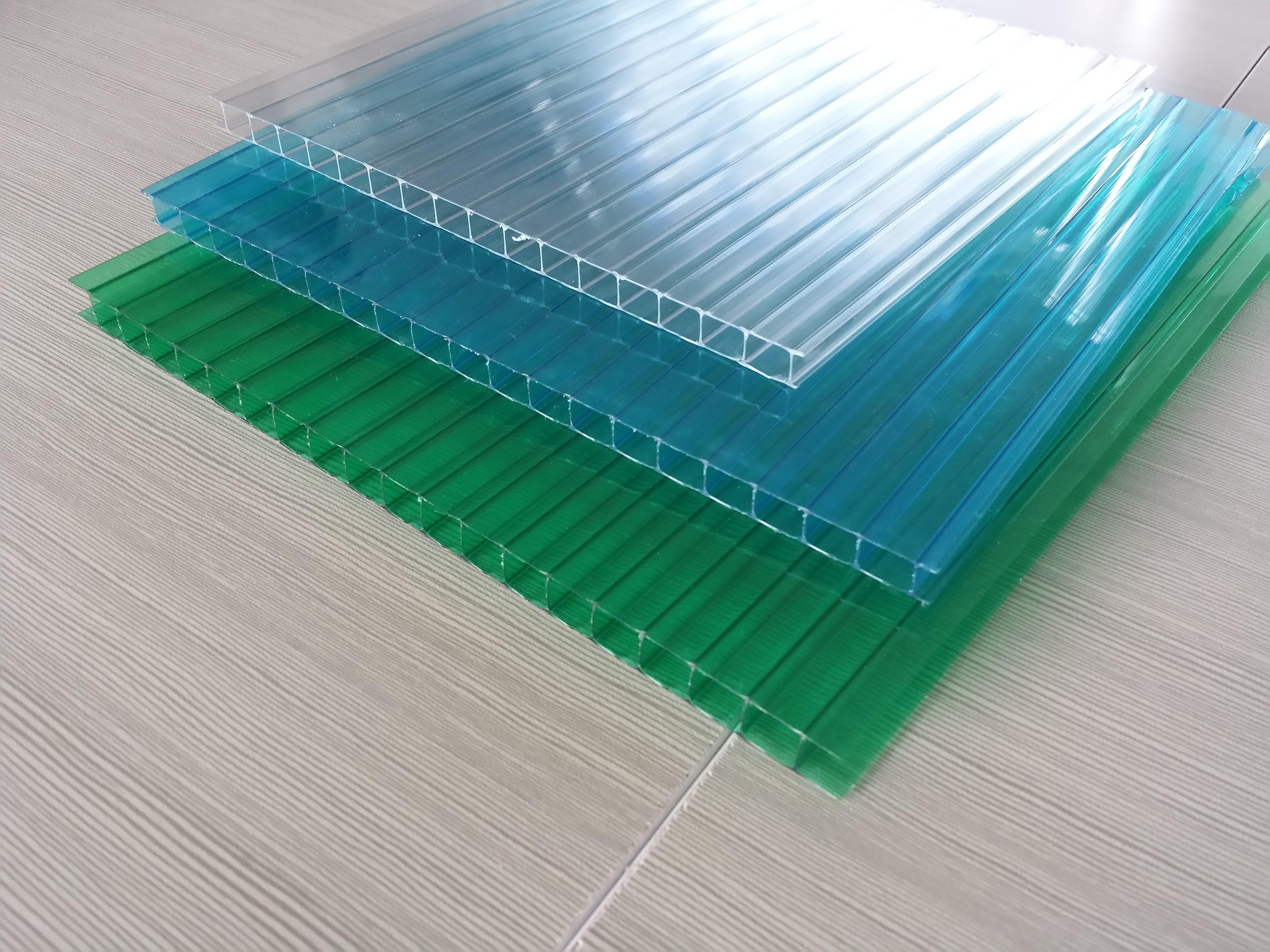 PC阳光板和耐力板的运输储存注意事项