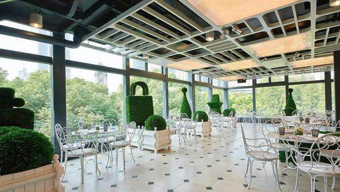 阳光板生态餐厅的优势和保养