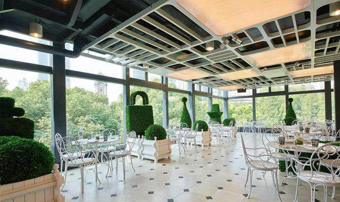 阳光板生态餐厅