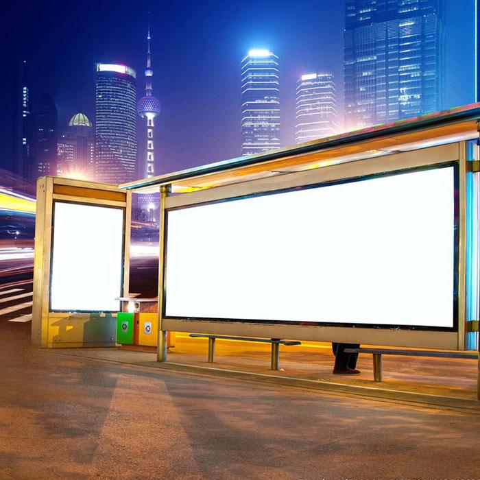 PC耐力板广告灯箱的优势