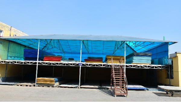 阳光板和耐力板运输储藏中注意事项